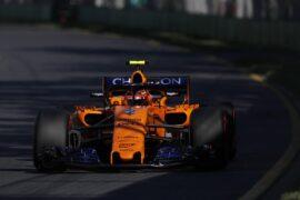Albert Park, Melbourne, Australia 2018. Stoffel Vandoorne, McLaren MCL33 Renault.