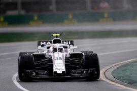 Albert Park, Melbourne, Australia 2018. Sergey Sirotkin, Williams FW41 Mercedes.