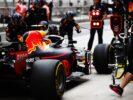Max Verstappen Red Bull Chinese GP F1/2018