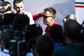 Sebastian Vettel Ferrari F1/2018