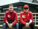 Vettel wants Raikkonen to stay at Ferrari