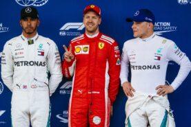 Qualifying results 2018 Azerbaijan F1 Grand Prix
