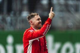 Sebastian Vettel Ferrari Chinese GP F1/2018