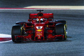 HiRes wallpapers pictures 2018 Bahrain F1 GP