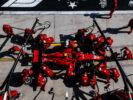 Kimi Raikkonen Ferrari Chinese GP F1/2018