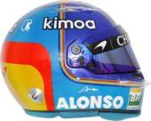 2018 helmet Fernando Alonso