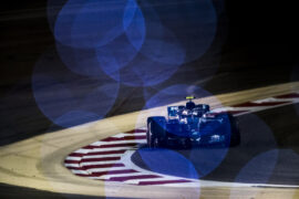 Valtteri Bottas Mercedes W09 Bahrain GP F1/2018