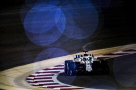Bahrain International Circuit, Sakhir, Bahrain. Friday 6 April 2018. Lance Stroll, Williams FW41 Mercedes.