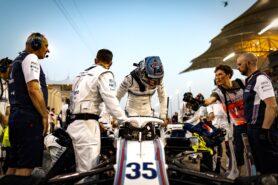 Bahrain International Circuit, Sakhir, Bahrain Sunday 8 April 2018. Sergey Sirotkin, Williams FW41 Mercedes, on the grid.