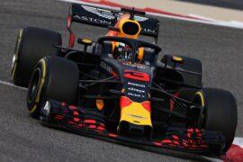 Daniel Ricciardo Red Bull Bahrain GP F1/2018