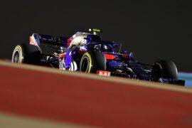 Pierre Gasly Toro Rosso Bahrain GP F1/2018
