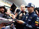 Daniel Ricciardo Red Bull Chinese GP F1/2018