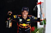 Ricciardo's 2018 China victory in numbers