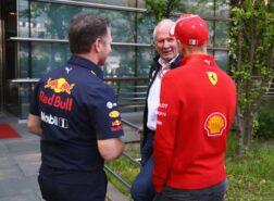 Ecclestone & Marko told Vettel to reveal truth