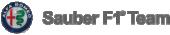 Alfa Sauber logo