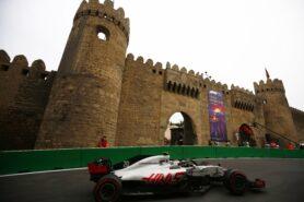 Kevin Magnussen Haas Azerbaijan GP F1/2018