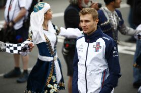 Sirotkin may remain F1 tester in 2020