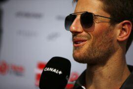 Romain Grosjean Haas Bahrain GP F1/2018