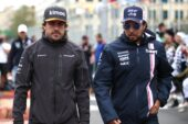 Perez: Alonso exit shows F1 'sick'