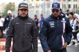 Perez: Alonso exit shows F1 'sick'