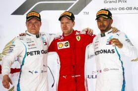 Race results 2018 Bahrain F1 Grand Prix