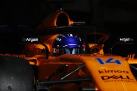 Alonso: No regrets after quitting improving McLaren