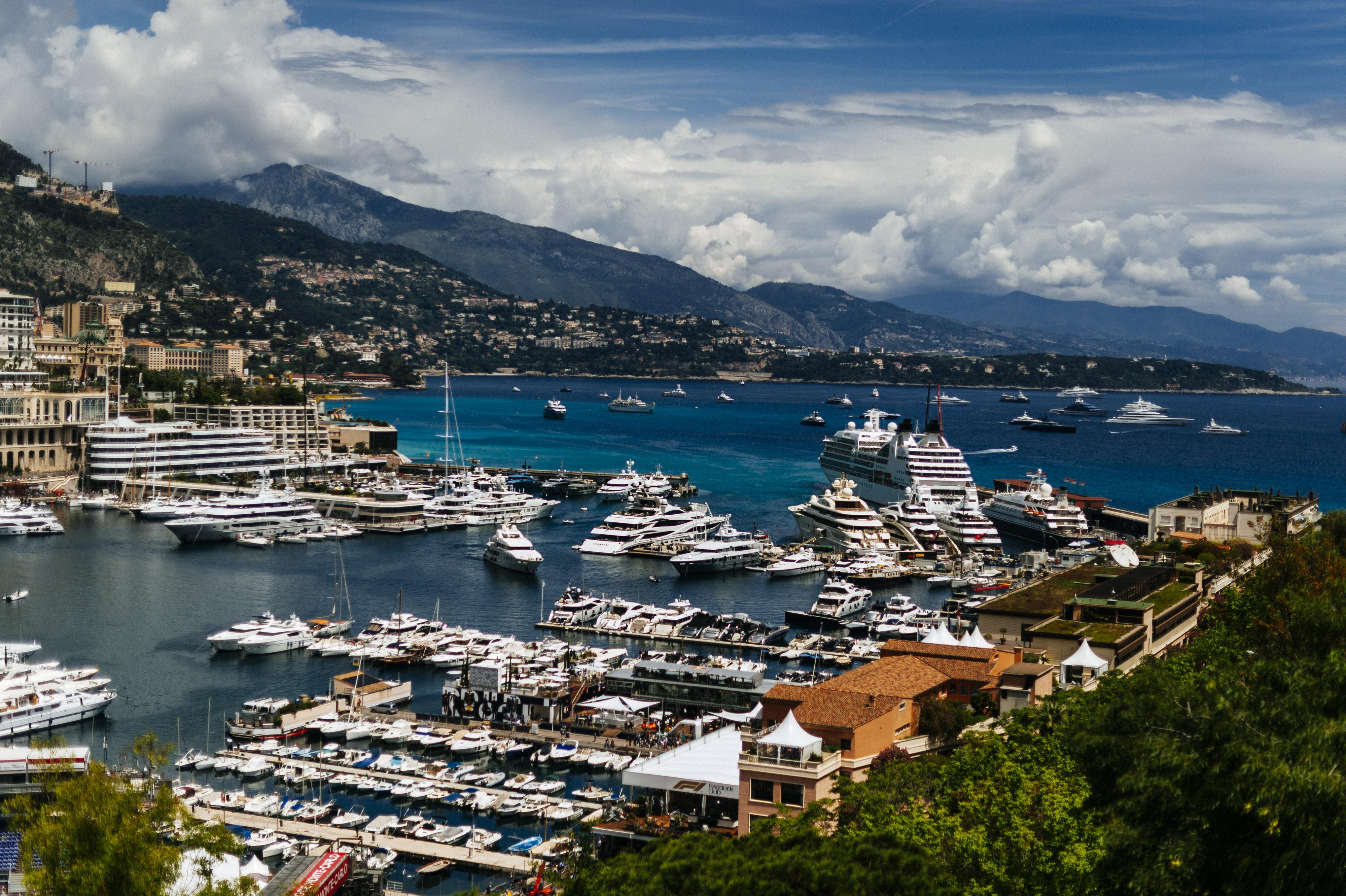 Monte Carlo, Monaco by Pirelli 2018.