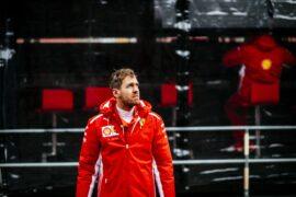 Sebastian Vettel Ferrari 2018
