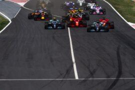 Drivers at Spanish GP F1/2018