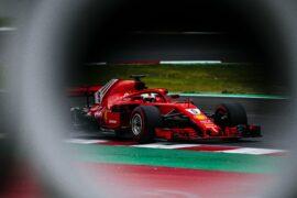 Ferrari Sebastian Vettel 2018