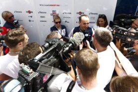 Kubica set to claim second Williams seat