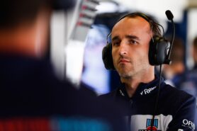 Kubica: Staying in F1 harder than comeback