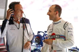 Kubica: Too early to assess 2019 wing