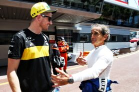 Prost: Early Ocon release 'very important'