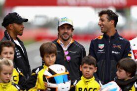 Ricciardo not denying $20m McLaren offer