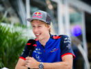 Hartley 'surprised' by Toro Rosso axe rumours