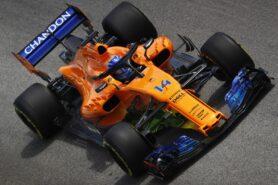 Spanish GP F1/2018 Fernando Alonso, McLaren MCL33 Renault.