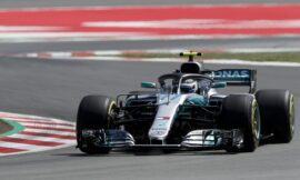 Formula One - Mercedes-AMG Petronas Motorsport, Spanish GP 2018. Valtteri Bottas