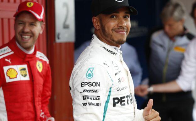 Hamilton says he still loves racing