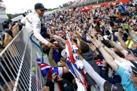 Formula One - Mercedes-AMG Petronas Motorsport, Spanish GP 2018. Lewis Hamilton