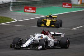 Marcus Ericsson Sauber C37 at Spanish GP F1/2018