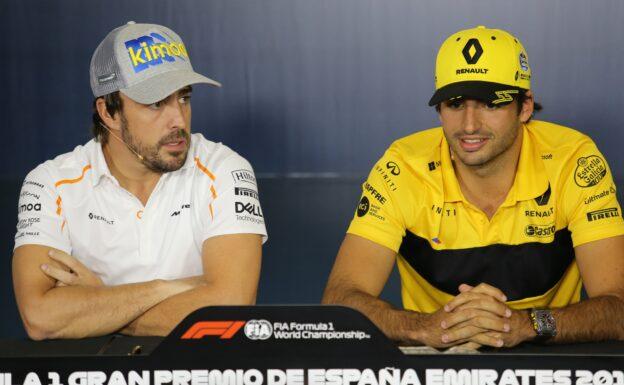 De la Rosa warns Sainz against McLaren move