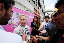 Mazepin quiet about father's Williams talks