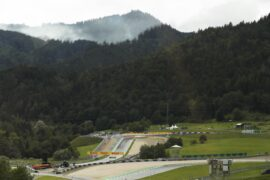 Red Bull Ring, Spielberg, Austria