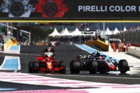 Magnussen plays down Ferrari rumour