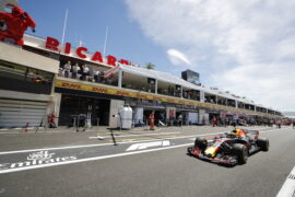 2018 Pirelli Grand Prix de France.
