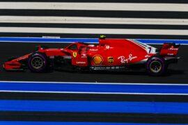 Kimi Raikkonen Ferrari French GP F1/2018