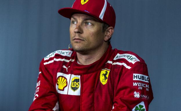 Ferrari to formalise Raikkonen news on Thursday!