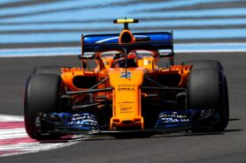 Manager: Vandoorne to stay in F1 next year '100pc'