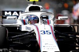 Circuit Gilles-Villeneuve, Montreal, Canada 2018 Sergey Sirotkin, Williams FW41 Mercedes.